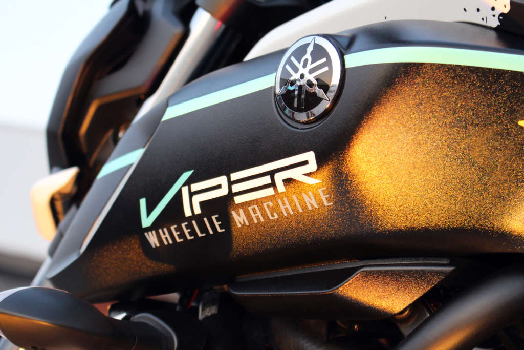 Viper Wheelie Machine