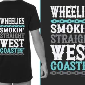 Viper West Coastin T Shirt